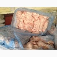 Асортимент; баки, балик, вуха свинні, головизна свинна, діафрагма свинна, жир сирець свинний