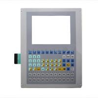 Поставка с 2010г Сенсорный Экран (Тачскрин) и Мембранная клавиатура ESA. Ремонт панели ESA