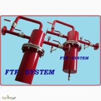 Фільтри з системою самоочищення