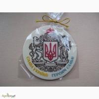 Шоколадные подарки с Украинской символикой