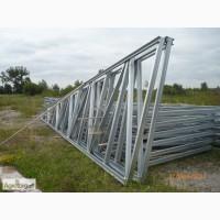 Фермы металлические односкатные новые