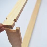 Рамки для ульев полурамка 145мм с Еврозамком-магазинная