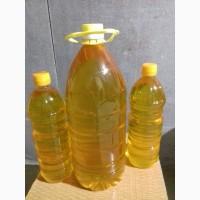 Нерафінована соняшникова олія
