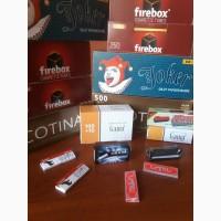 Продам табак и гильзы для мелкооптовых покупателей