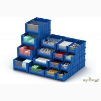 Полочные пластиковые контейнеры SK