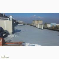 Мембранная крыша в Каневе