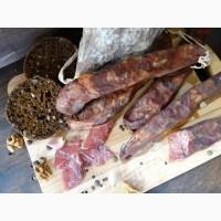 Мясные сыровяленые деликатесы
