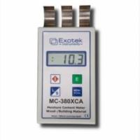 Профессиональный СВЧ влагомер древесины и стройматериалов EXOTEK MC-380XCA