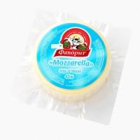 Сыр мягкий Mozarella 45% от ТМ Фаворит