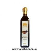 Тминное масло черного семени Black seed oil египетской компании Lotus 500 мл