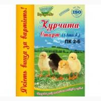 Агрозоосвит пк 2-6 комбікорм для годівлі домашньої птиці