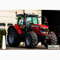 Колесный трактор Massey Ferguson 7600
