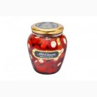 Перец Черри красный фаршированный сыром «Фета» 0, 72 л