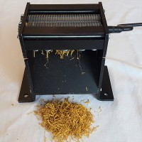 АКЦІЯ!ТАБАКОРЕЗКА, ТЮТЮНОРІЗКА, Машинка для нарізки тютюну, чаю, трави, довжина роликів 12 см