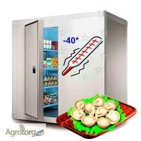 Строительство холодильных и морозильных камер в Крыму.Гарантия, сервис