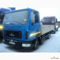 Зубренок МАЗ-4371W1-428-000 Борт без тента.