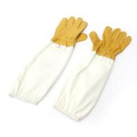 Перчатки кожаные для пчеловодства