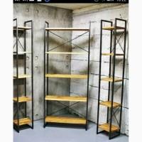 Изготовление и продажа стеллажей, этажерок в Запорожье