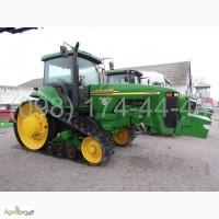 Трактор гусеничный John Deere 8410Т (Джон Дир 8410Т)