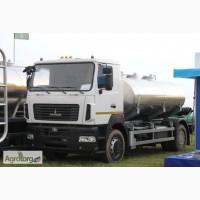 Продам новий молоковоз АЦИП-9 на шасі МАЗ-5340