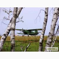 Авиахимработы по всей территории Украины самолетами Ан-2