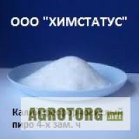 Калий фосфорнокислый пиро 4-х зам. ч