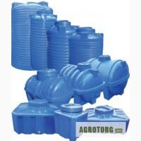 Пластиковые бочки баки для воды Житомир Бердичев