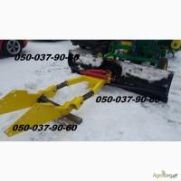 Плуг для уборки снега - отвал лопата на трактор Юмз, Мтз 80, 82 Отвал