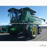 Комбайн зерновой роторный JD 9760 STS из США