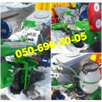Шнековий протравитель ПНШ-5 «Господар» для химической обработки семян перед посевом