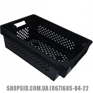 Пластиковые складные ящики купить в Херсоне shopgid com ua Пищевые ящики Херсон