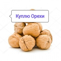 Закупаем Грецкий орех неочищенный / Куплю Грецький горіх