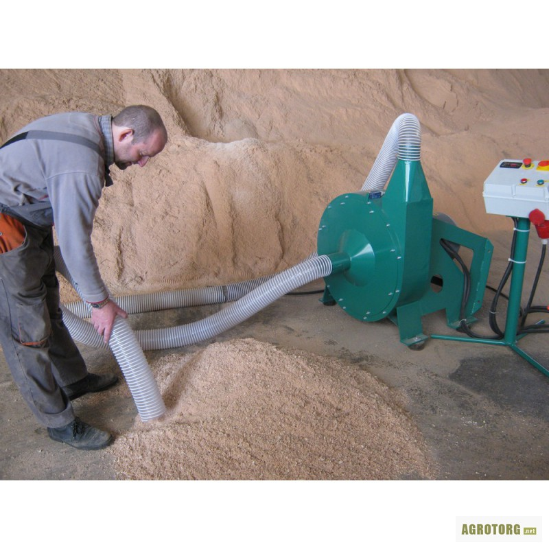 Измельчитель соломы своими руками фото