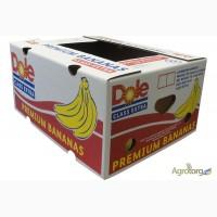 Ящики банановые, бананки