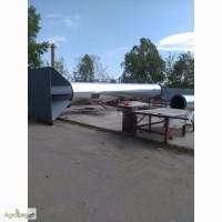 Изготовление и монтаж дымовых труб от официального представителя американской компании