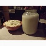 Козье молоко и козий жир (козье масло)