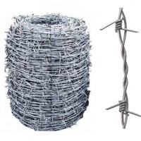 Проволока стальная колючая, гладкая, рифленая, сварочная и тд