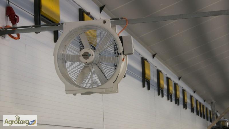 куплю рециркуляционные вентиляторы для теплиц Multifan купить