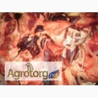 Мясо-обрезь для ливера(из суб.продуктов)