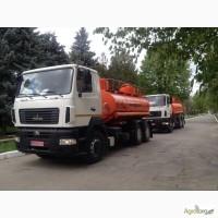 Продажа новых авто топливозаправщиков АТЗ-12 на шасси МАЗ-6312С3