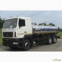 Продам новий молоковоз АЦИП-12 на шасі МАЗ-6312