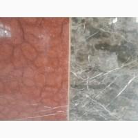 Мрамор хорошего уровня в слябах и плитке