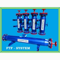 Kütteõli filter FTF-system