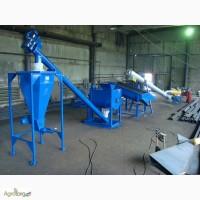 Минизавод для производства сыпучих удобрений из сапропеля
