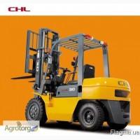 Дизельный погрузчик HELI бренд CHL Г/П - 3 тонны Под заказ