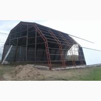 Строительство складов, складских помещений под ключ в Украине