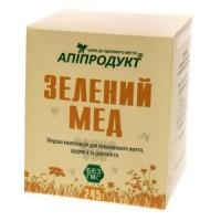 Зеленый мед - Карамельный вкус здоровья, мёд и сприрулина