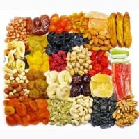 Продам орехи, сухофрукты, цукаты, пряности, крупы и семена