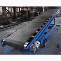 Ленточный конвейер ( стрічковий конвеєр )
