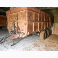 Продам тракторный прицеп-зерновоз птс-9